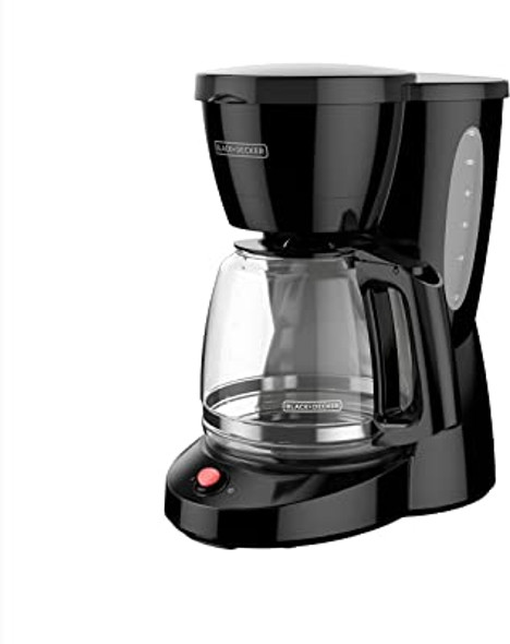 COFFEE MAKER BLACK & DECKER CM0491B