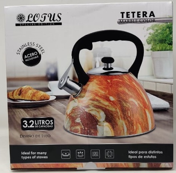 KETTLE LOTUS LT-KT01MB 3.2L NON ELECTRIC