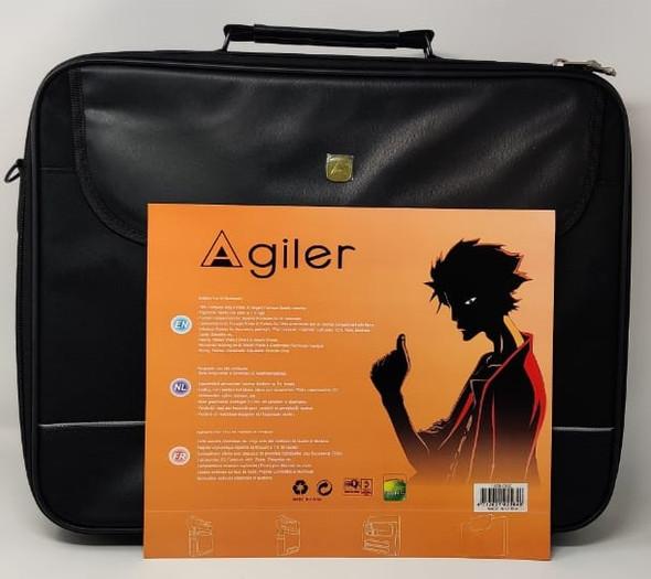 "COMPUTER LAPTOP BAG 17"" AGI-7912 SLIM AGILER"