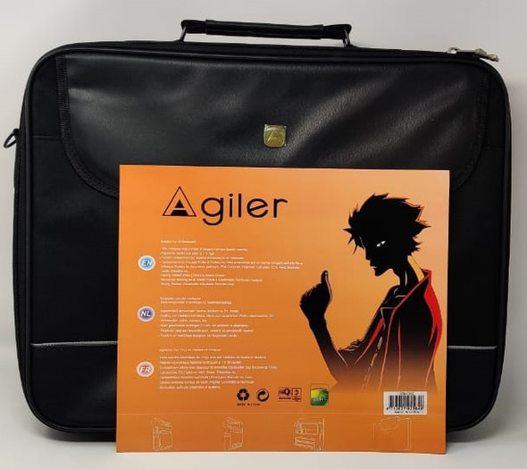 "COMPUTER LAPTOP BAG 15.4"" AGI-7911 AGILER"