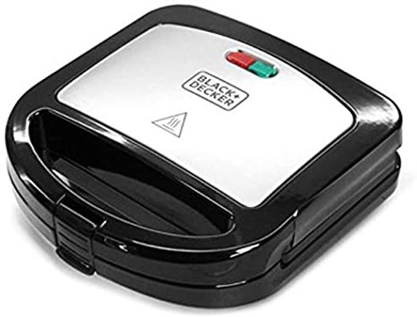 SANDWICH MAKER BLACK & DECKER SM24530