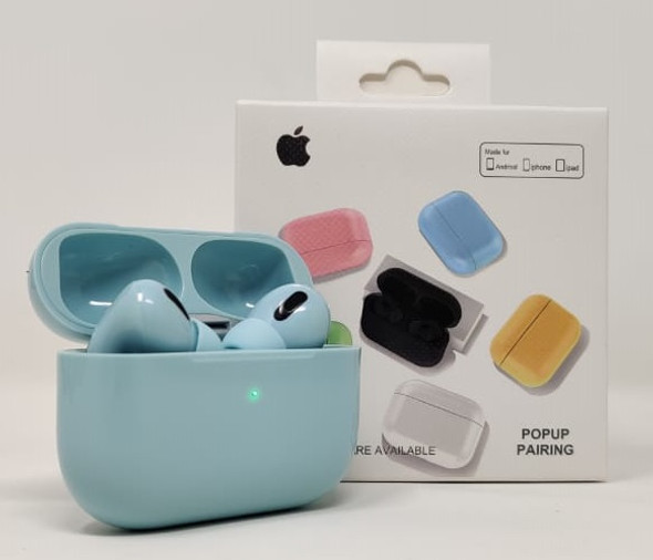 EARPIECE BLUETOOTH INPODS AIR PODS POPUP PAIRING WITH CHARGING CASE