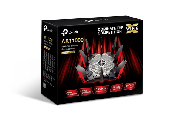 COMPUTER ROUTER TP-LINK ARCHER AX11000 WIFI 6