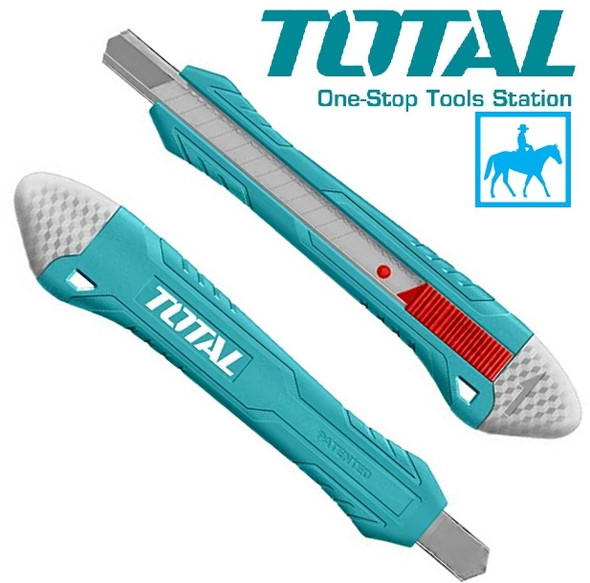 KNIFE TOTAL THT5110916 SNAP-OFF BLADE