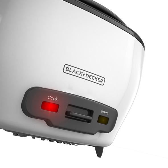 RICE COOKER BLACK & DECKER RC5200 20CUPS