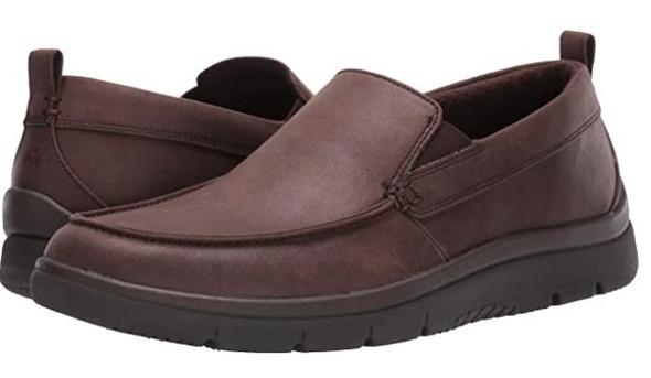 Footwear Clarks Men's Tunsil Way  Brown Loafer