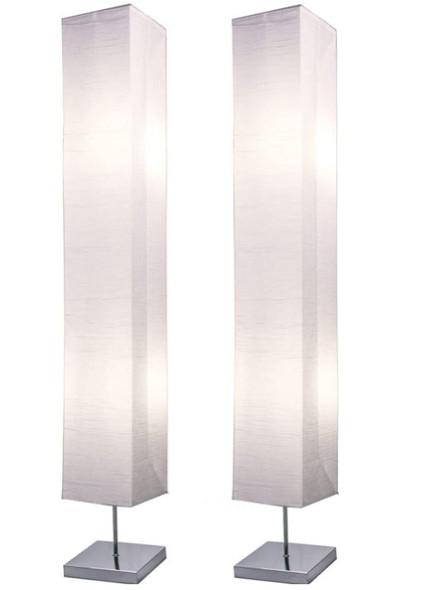 "Floor Lamp Lightaccents 50""Modern Japanese Style"