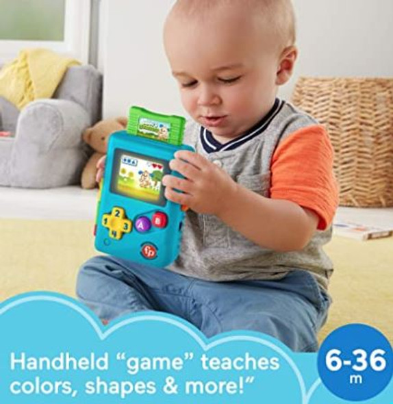 Toy Fisher-Price Laugh & Learn Lil' Gamer Educational Musical
