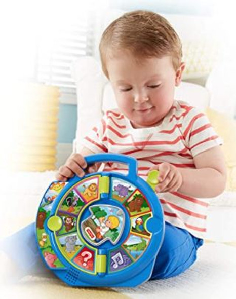 Toy Fisher-Price Little People World of Animals See 'n Say