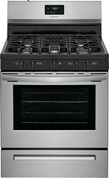 STOVE 5 BURNER FRIGIDAIRE FCRG3052AS STAINLESS STEEL