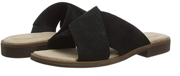 Footwear Clarks Women's Declan Ivy  Black
