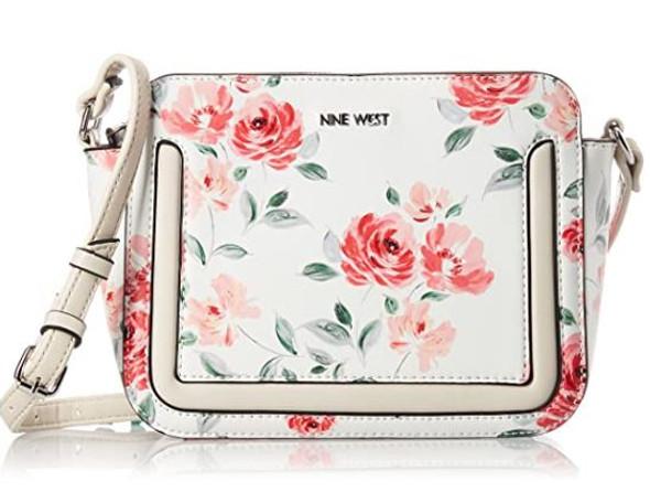 Bag Nine West Aidenne Mini Crossbody Floral