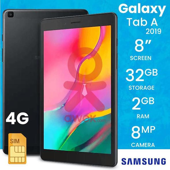 TABLET SAMSUNG GALAXY TAB A SM-T295 32GB 4G LTE WIFI