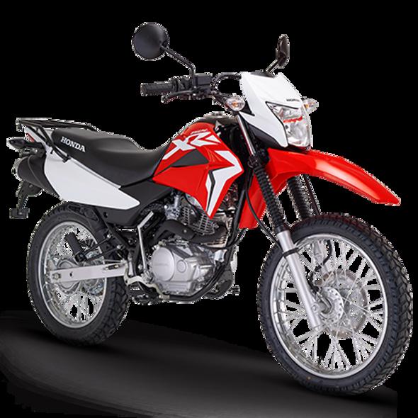 MOTORCYCLE HONDA XR150L 150cc DIRT