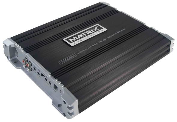 AMP. CAR MATRIX DX3000D.1 MONO 3000W