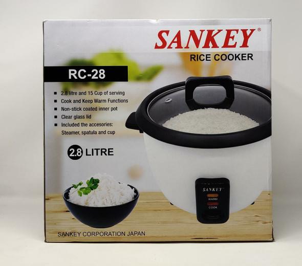 RICE COOKER SANKEY RC-28 2.8L