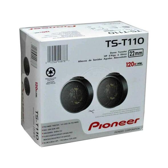 "TWEETER CAR PIONEER TST110 7/8"" 120W"