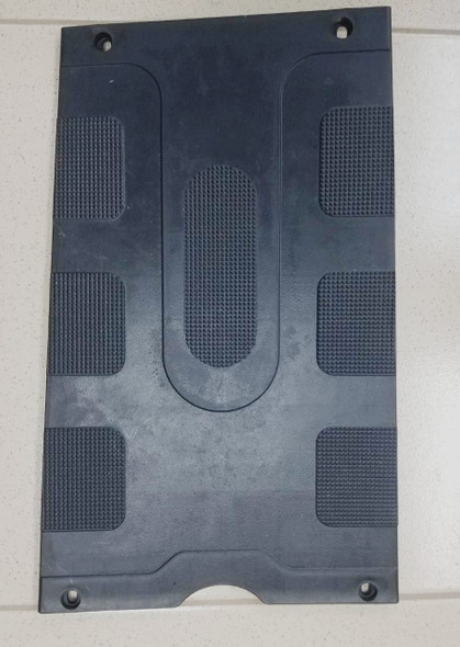 E/BIKE FOOTREST PLATE MAT BLACK