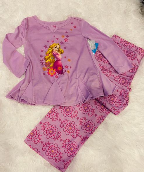 Kids PJ Disney Girls Tangled Long sleeve