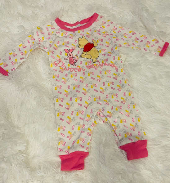 Baby Disney one piece Pooh n Piglet