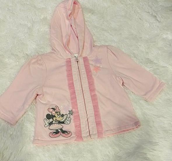 Baby Disney Hoodie Girls Pink Minnie
