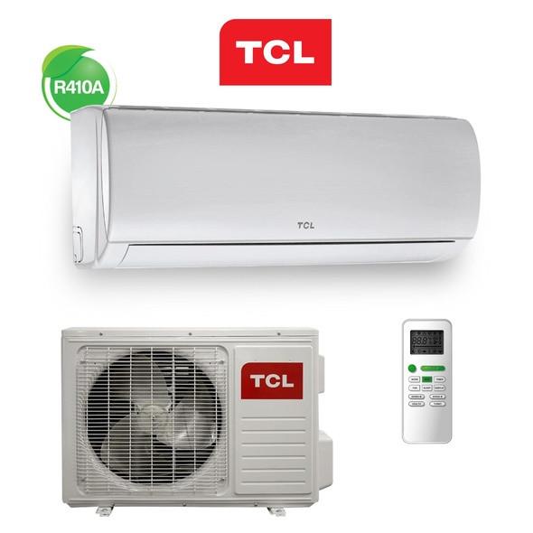 AIR CONDITIONER TCL 12000BTU INVERTER 110V SPLIT TAC-12CSA/XA41-IN-1