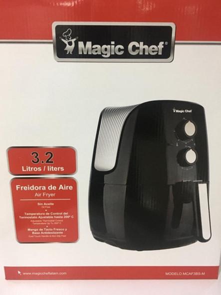 AIR FRYER MAGIC CHEF MCAF3BS-M 3.2L