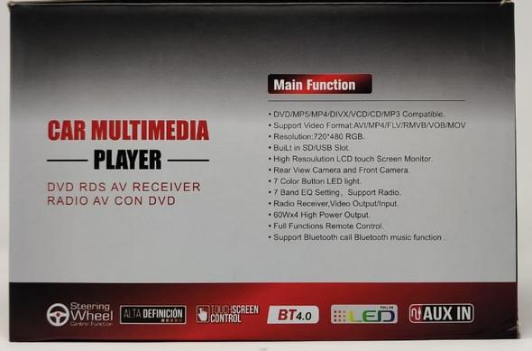 DVD CAR GOOD SOUND CAR MULTIMEDIA PLAYER MP-2569 MP-1169