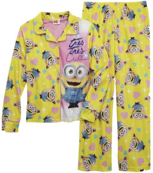 Kids PJ Disney Girls Despicable Me