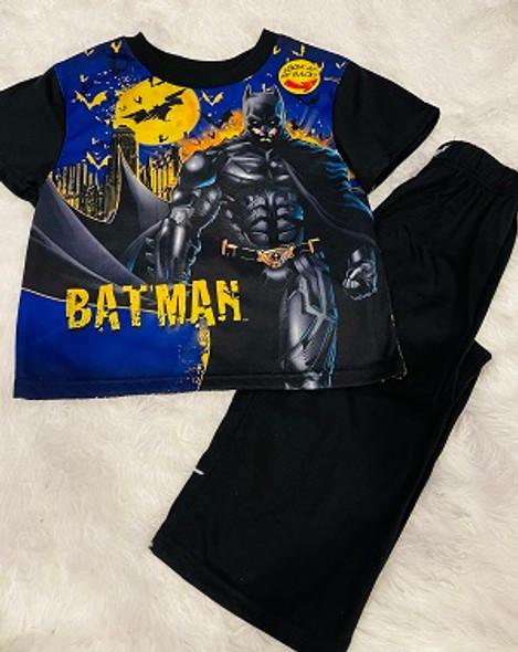 Kids PJ Batman Dark Knight