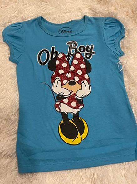 kids Tshirt Girls Disney Size 5