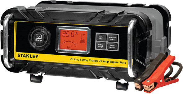 BATTERY CHARGER STANLEY BC25BS RE-CHARGEiT 25AMP 12V