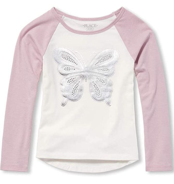 Kids Top Children Place long sleeve size 14