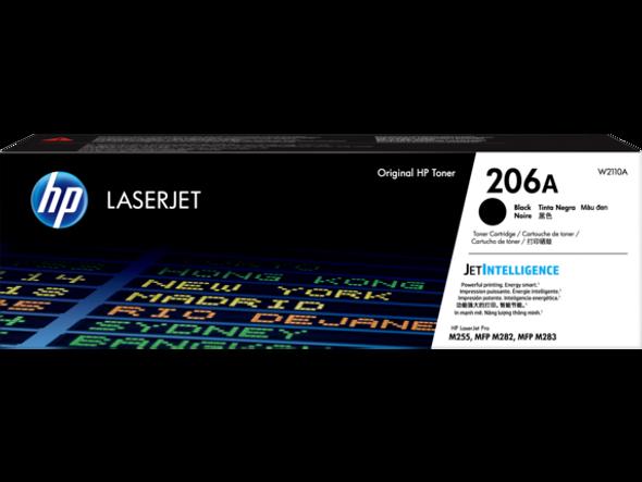 COMPUTER PRINTER TONER HP 206A BLACK W2110A