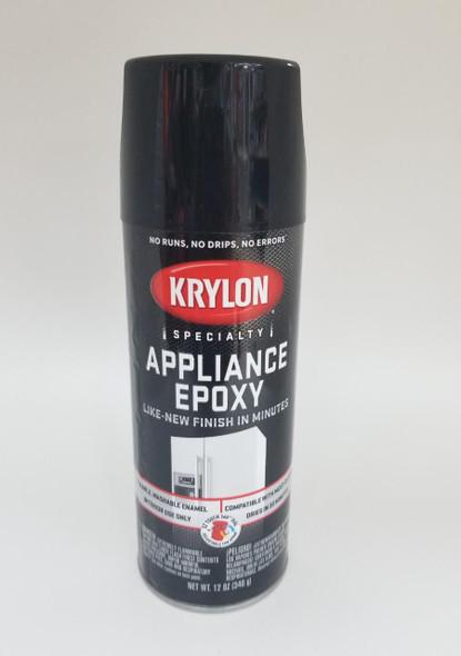 KRYLON APPLIANCE BLACK #3206
