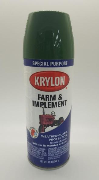 KRYLON FARM WEATHER GUARD JOHN DEERE GREEN 1817 12OZ