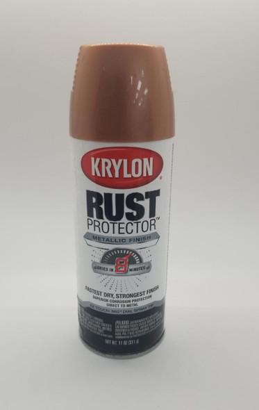 KRYLON RUST PROTECTOR COPPER METALLIC 69302 11OZ