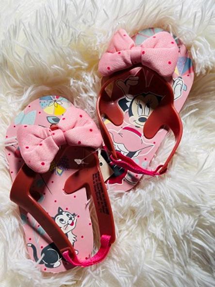 Kids Disney Sandal Minnie