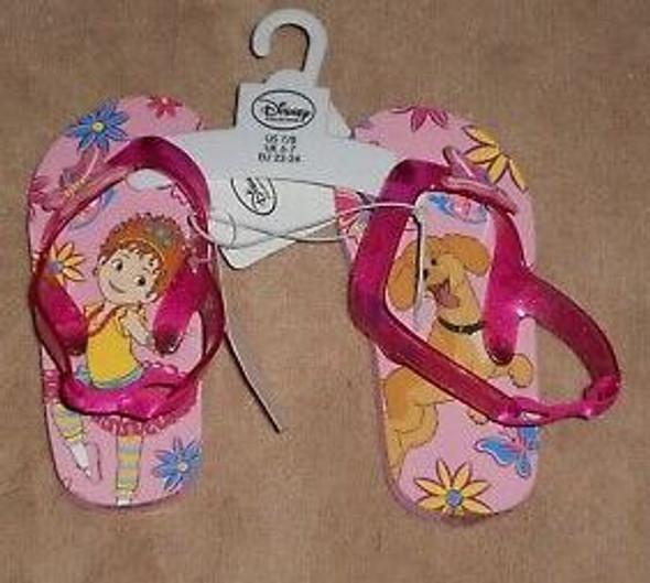 Kids Disney Sandal Fancy Nancy Pink