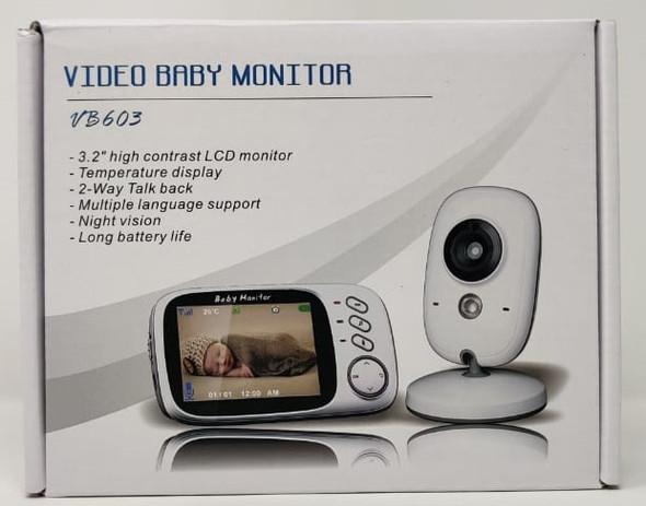 BABY VIDEO MONITOR VB603 3.2 LCD
