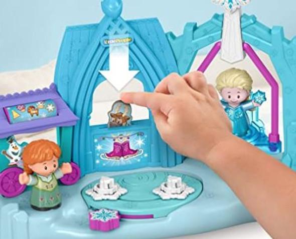 Toy Fisher-Price Disney Frozen Arendelle Winter Wonderland