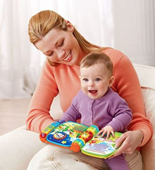 Toy VTech Musical Rhymes Book Red