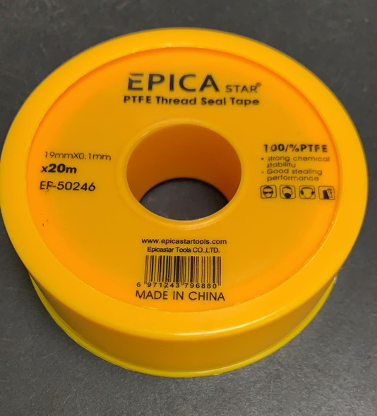THREAD SEAL TAPE 20M EPICASTAR LARGE ROLL