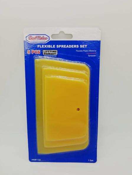 FLEXIBLE SPREADERS SET 3PCS BEST VALUE H4281150