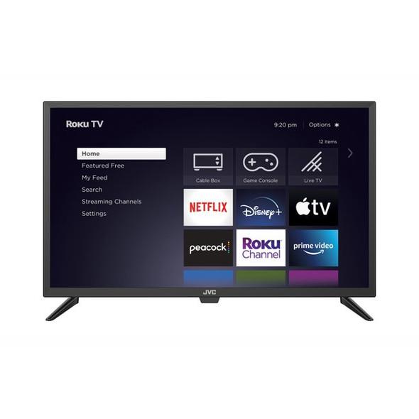 """TELEVISION JVC 32"""" LT-32MAW205 LED SMART 720P HD RUKU TV"""