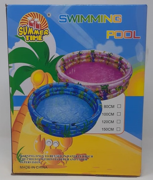POOL SUMMER TIME HY1502-2 SWIMMING 150CM