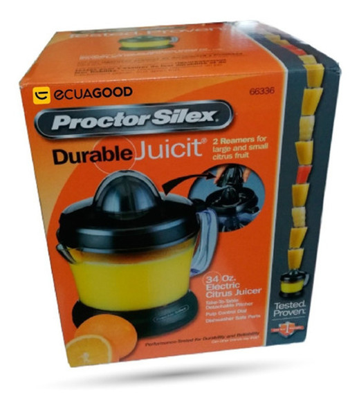 JUICE EXTRACTOR PROCTOR SILEX 66336