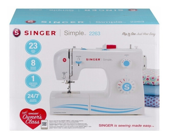 SEWING MACHINE SINGER 2263 SIMPLE