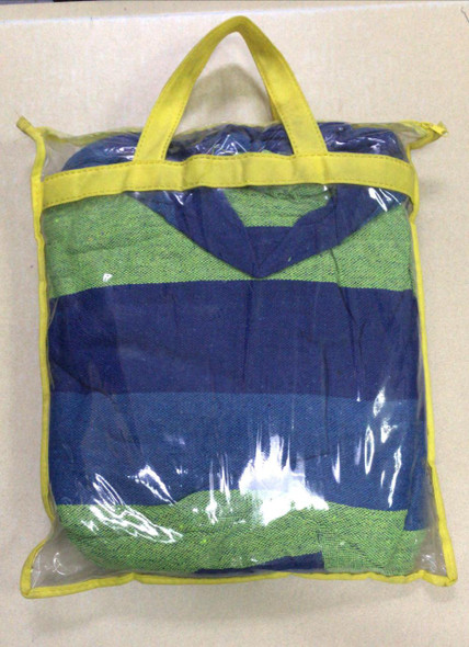 HAMMOCK STRIPE COLOURED (LARGE) in bag with zip