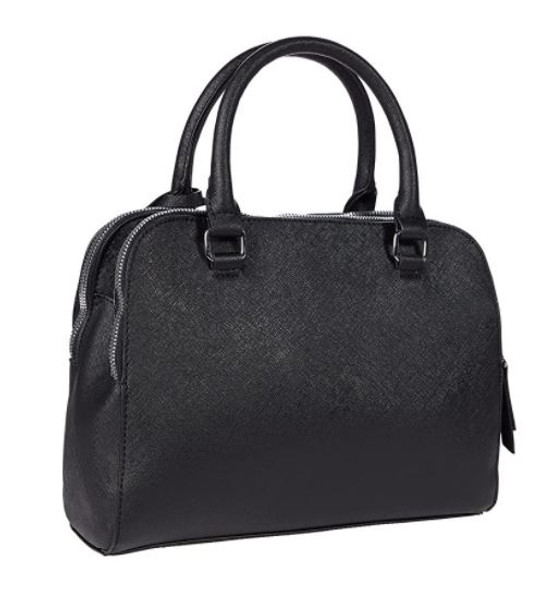 Bag Nine West Carsten Satchel crossbody Black